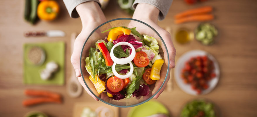 dieta sana e equilibrata